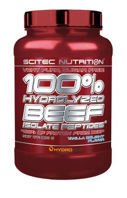 100% Hydro Beef Peptid Scitec Nutrition