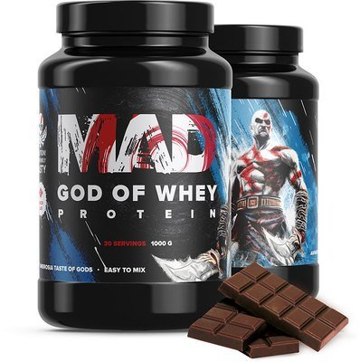 God of Whey MAD