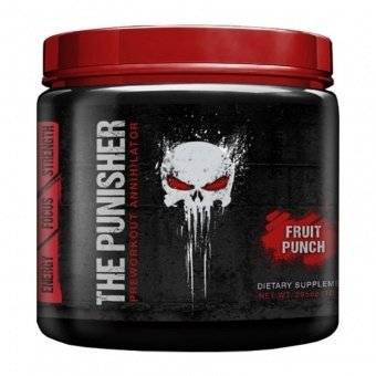 The Punisher Red Labs