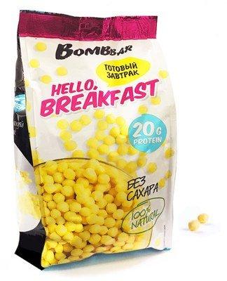 Протеиновый готовый завтрак Bombbar