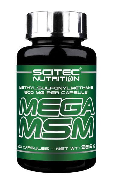 Mega MSM Scitec Nutrition