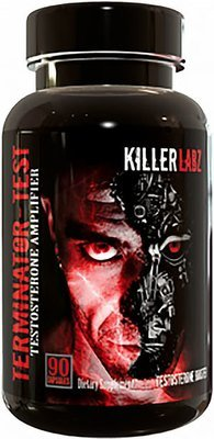 Terminator - Test Killer Labz