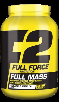 Full Mass  F2 Full Force Nutrition