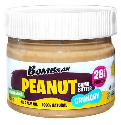 Peanut Butter Crunchy Bombbar