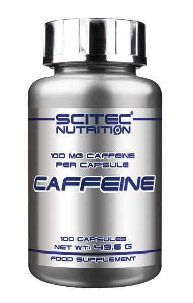 Caffeine Scitec Nutrition