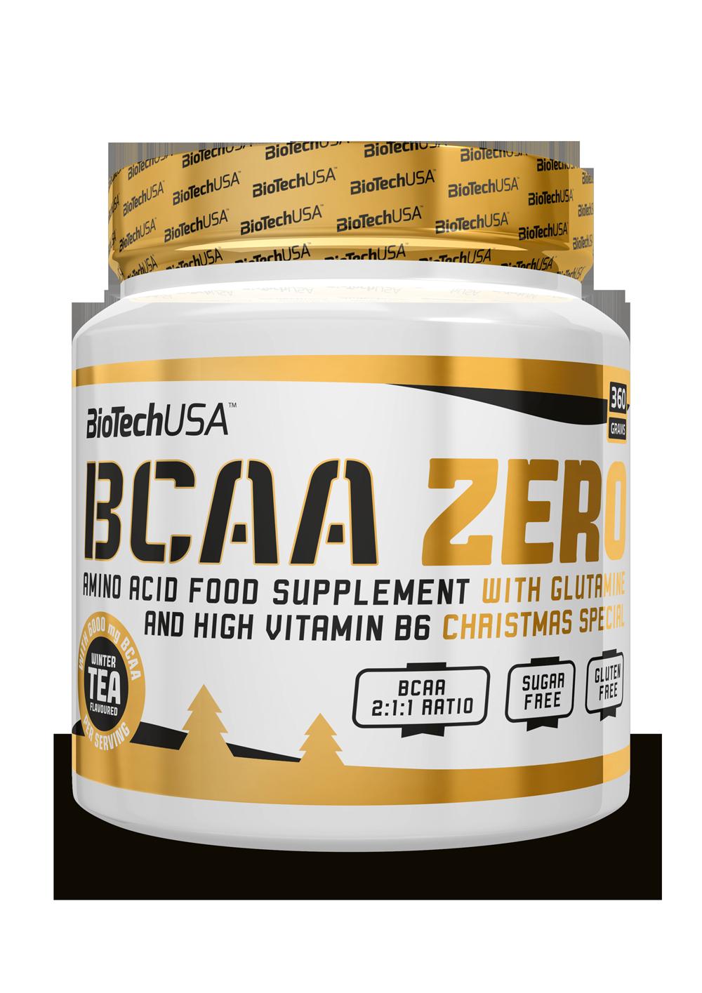 BCAA Zero XMAS Biotech USA