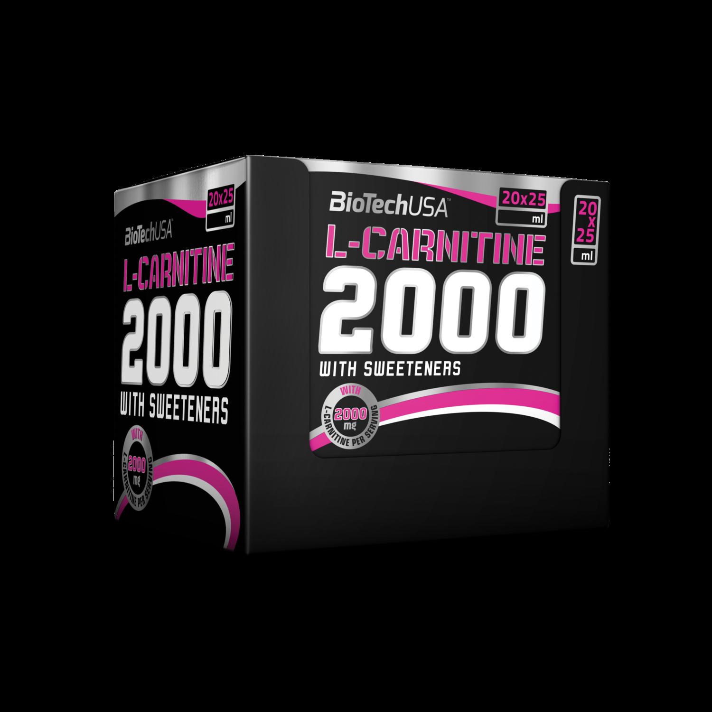 L-Carnitine 2000 Biotech USA