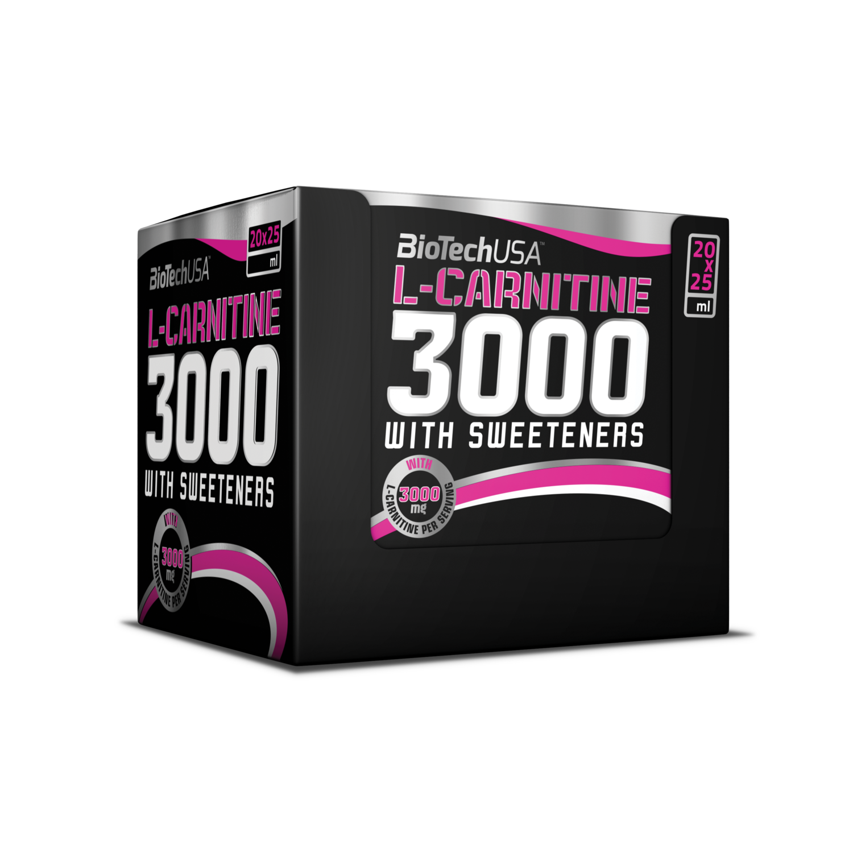 L-Carnitine 3000 Biotech USA