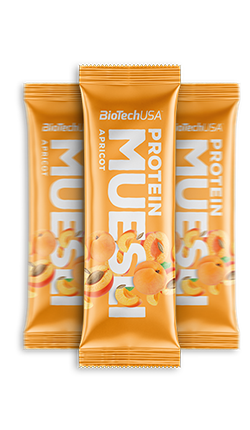Protein Muesli Biotech USA