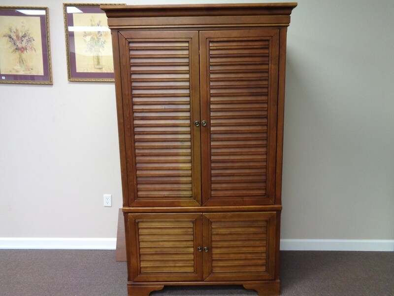 (Gently Used) Entertainment Center