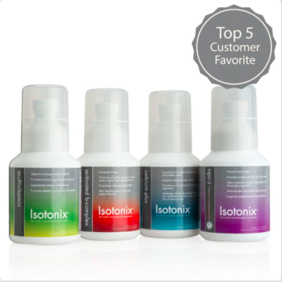 Isotonix® Daily Essentials Kit (Without Iron)