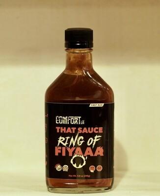 """""""That Sauce"""" Ring of Fiyaaa"""