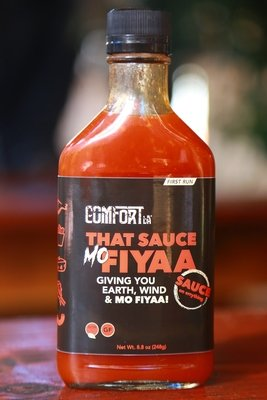 """That Sauce"" Mo'Fiyaa"