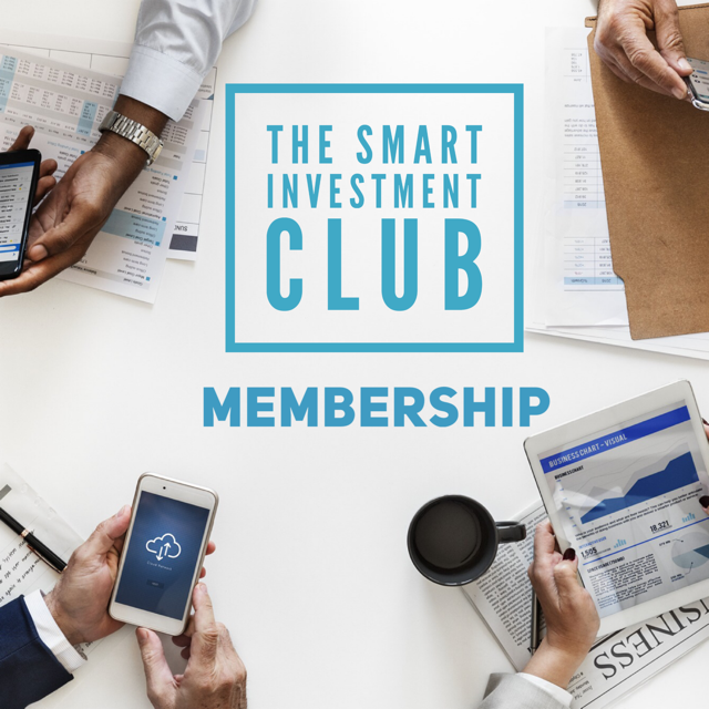 Annual Subscription Membership of The Smart Investment Club (Nigeria)- Non Refundable