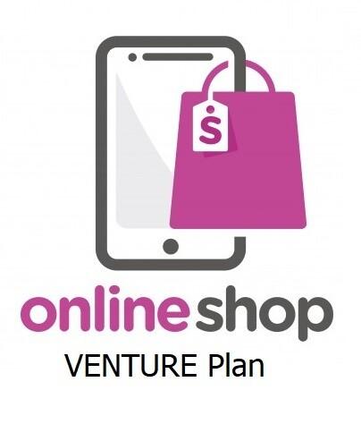 E-Shop VENTURE Plan