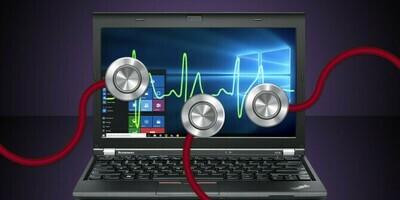 Error diagnosis PC