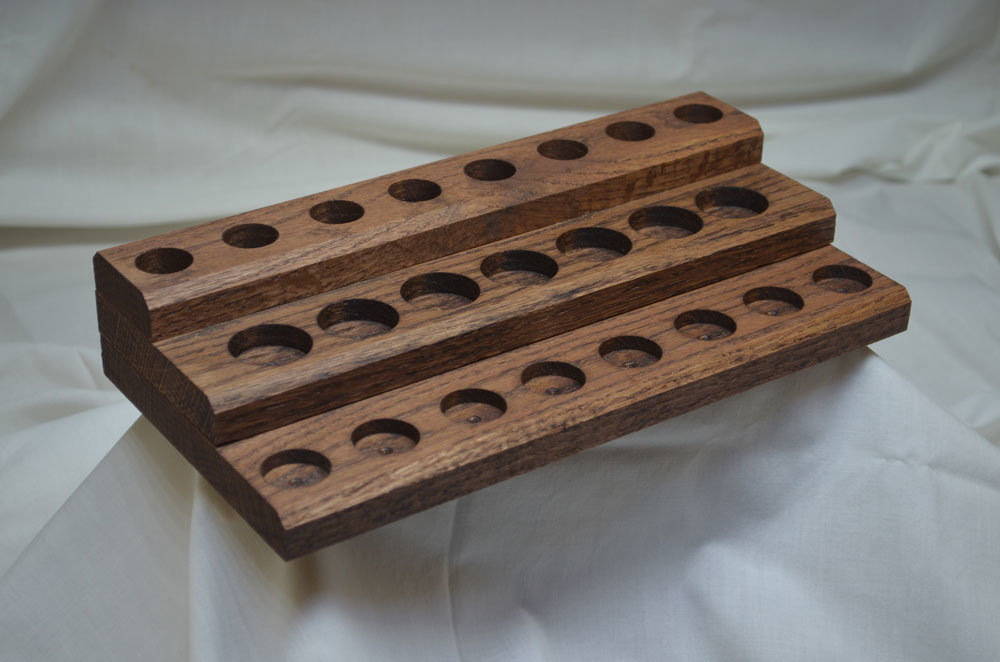 """12"""" 3 Tier Essential Oil Stands"""