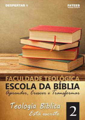 Bibliologia - Está Escrito