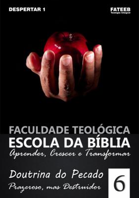 Hamartiologia - A Doutrina do Pecado