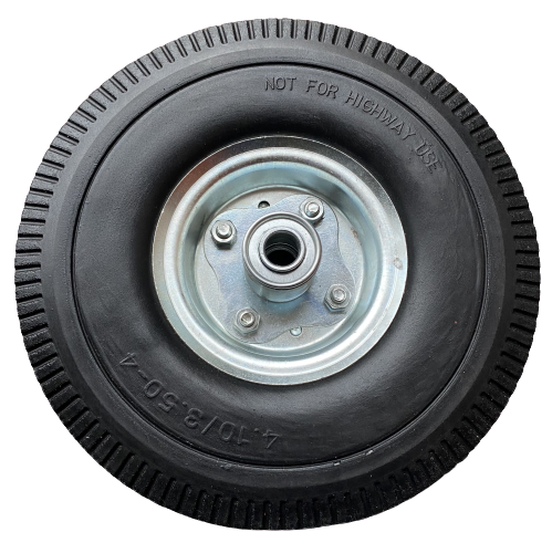 260mm Generator Wheel with Solid Tyre