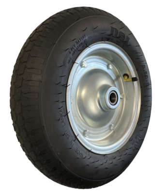 380mm Pneumatic Wheelbarrow Wheel (3.50-8)