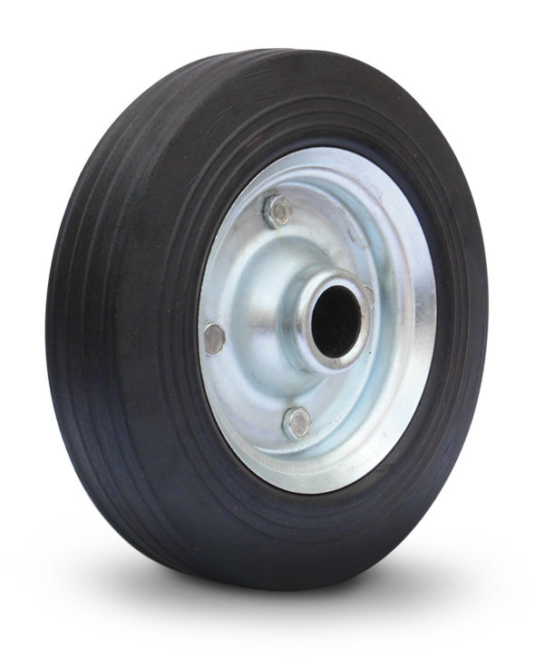 200mm Split rim Rubber Wheel