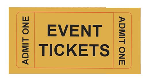 1 Senior Ticket to Benefit Dinner - Greg White - 2019