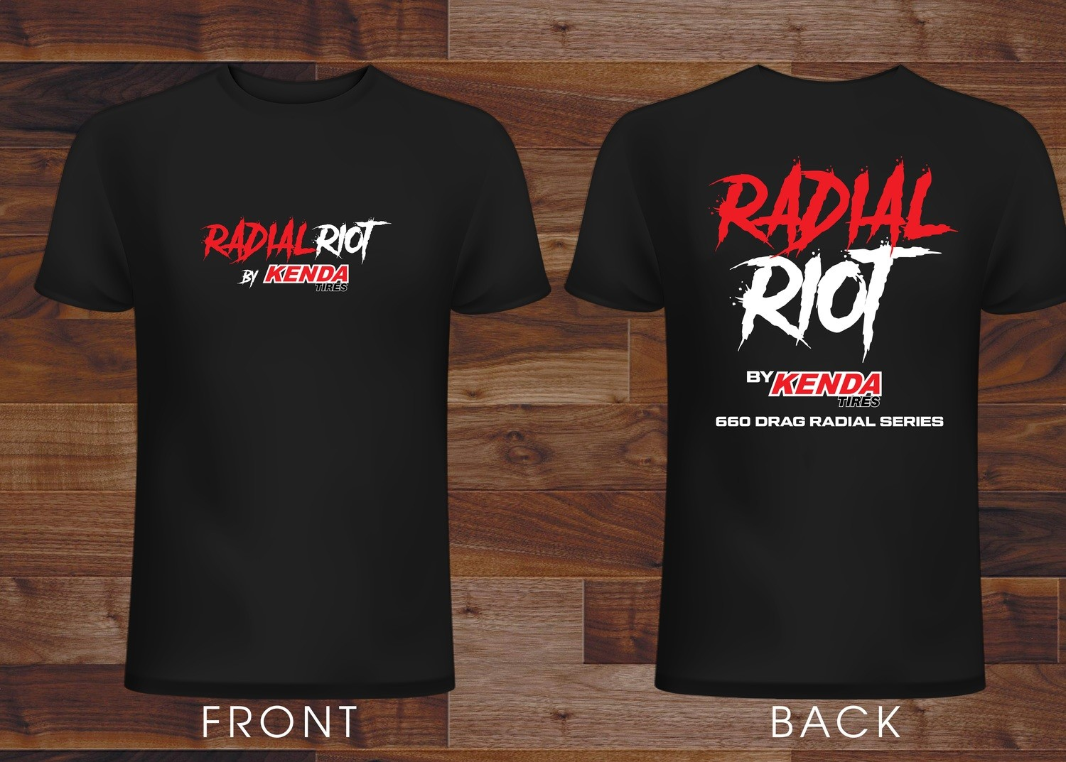 2018 Radial Riot Tee