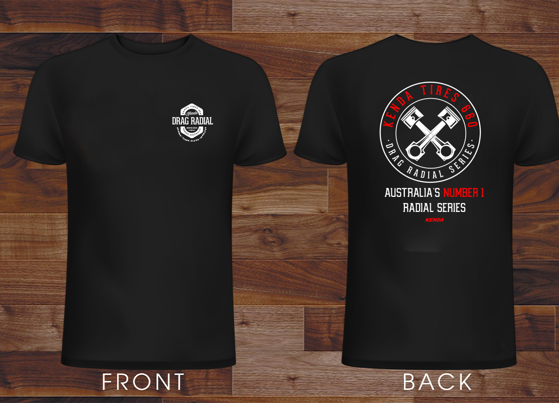 Kenda Round 2 Event T-Shirt