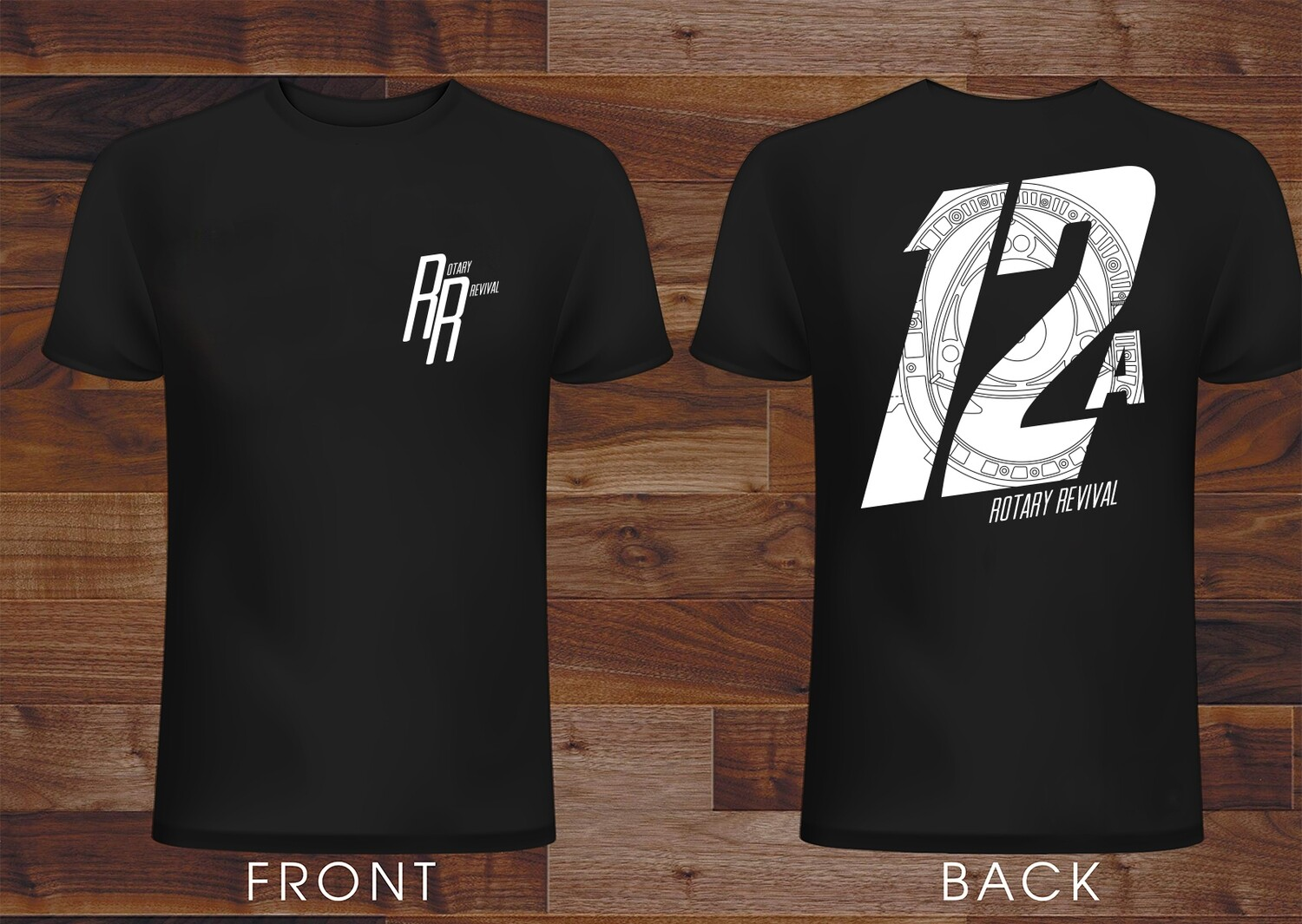 Rotary Revival 12a T-Shirt