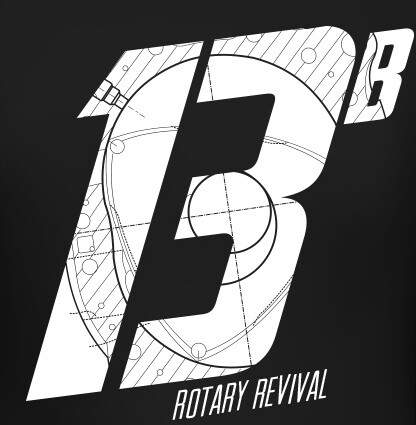 Rotary Revival 13b T-Shirt