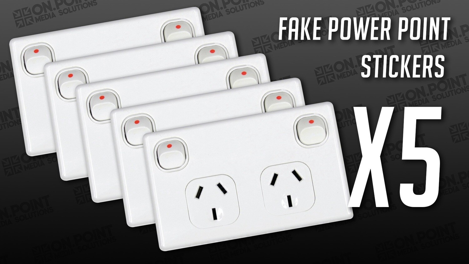 Fake Powerpoint Stickers