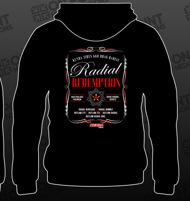 2020 Kenda Radial Redemption Hoodie- PRE-ORDER
