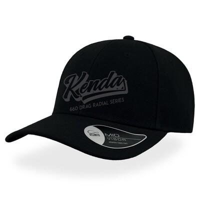 2020 Kenda Black Curved Brim Cap PRE-ORDER