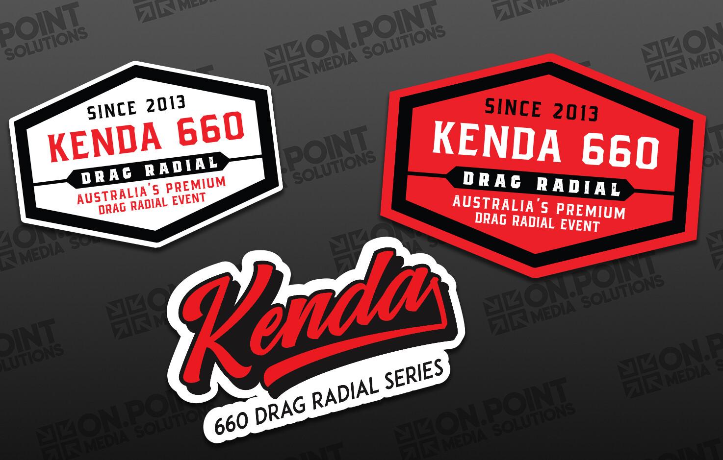 Kenda Sticker Pack