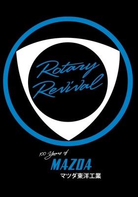 2020 Rotary Revival 100 Years Mazda Hoodie
