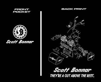 Scott Bonnar 45 Schematic Shirt