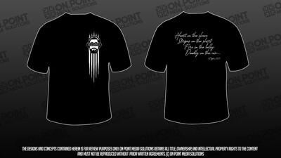 Shagga T-Shirt Pre-Order