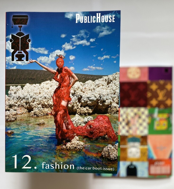 Issue 12 | Fashion (the car boot issue)