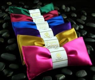 Ultra Silky Satin Standard Eye Pillows 24pcs