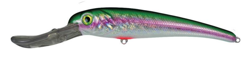 2 oz Textured Stretch 25+ Green Mullet Holographic