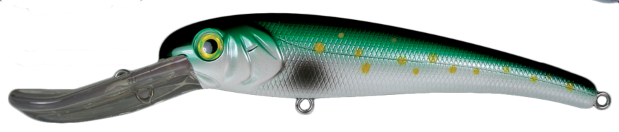 2 oz Textured Stretch 25+ Spanish Mackerel