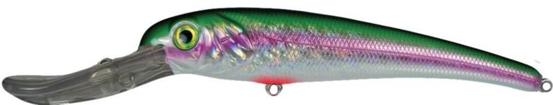 2 oz Heavy Duty Stretch 25+ Green Mullet Holographic