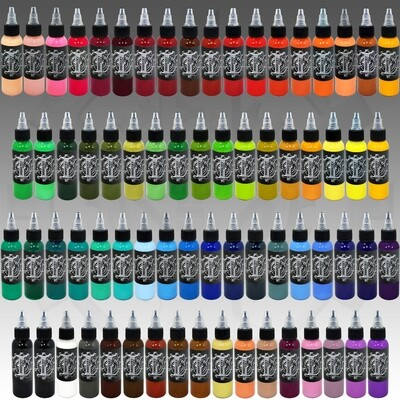 70 Color 2oz set             Free Shipping