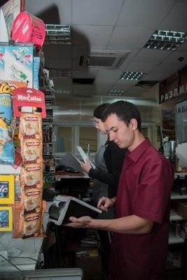 Обучение работе с онлайн-кассой (вызов специалиста)