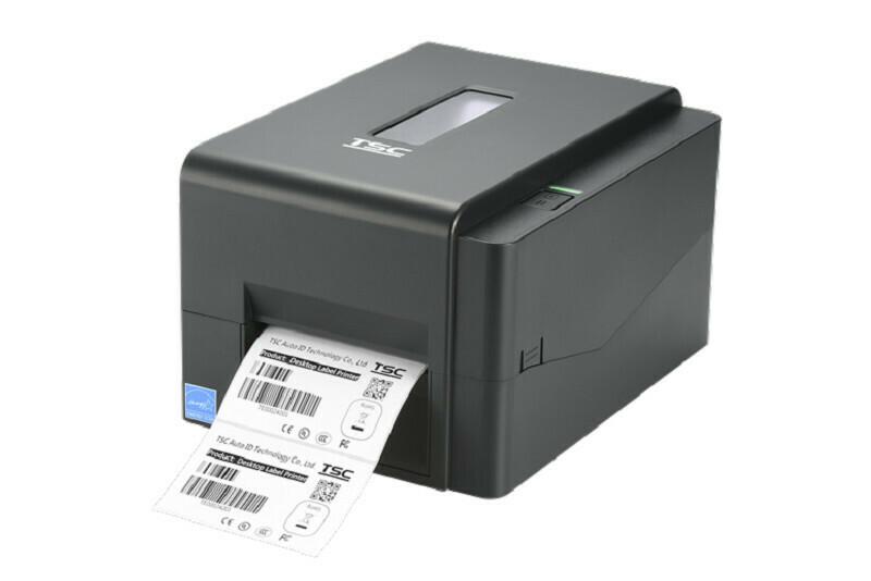 "TSC TE200 Desktop 4"" Thermal Transfer Printer 203dpi (USB)"