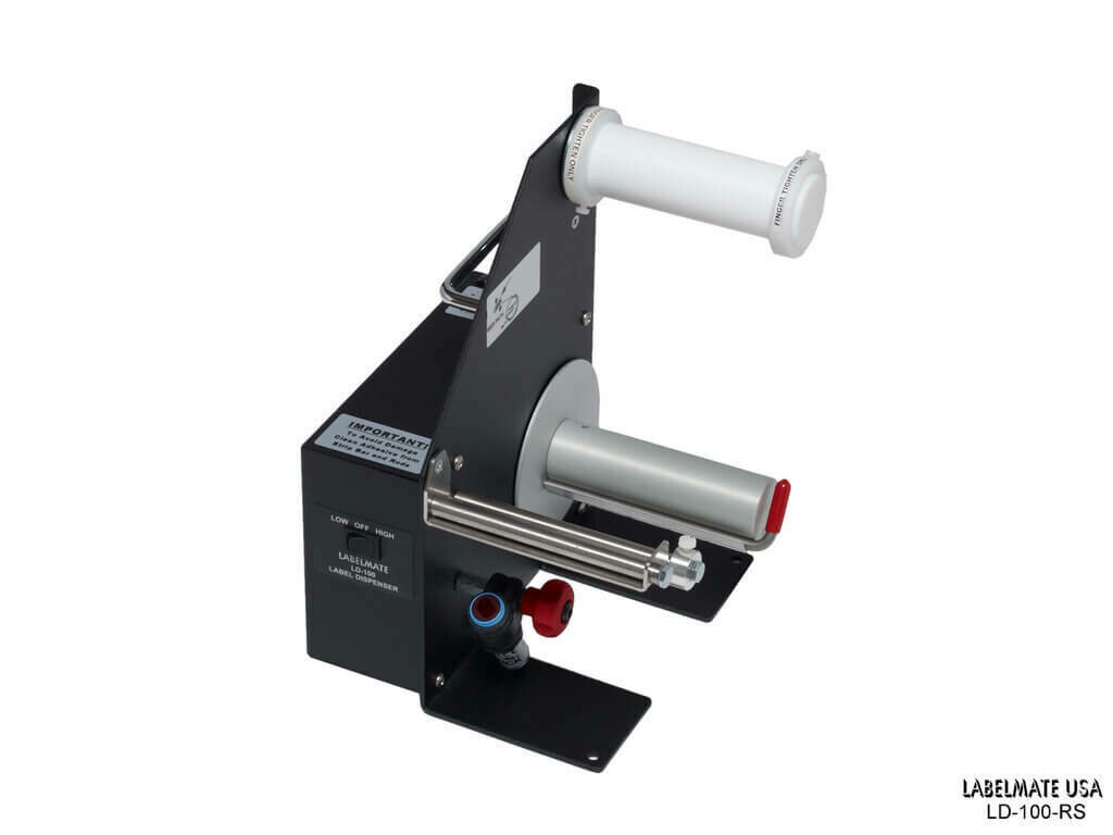 LD-100-RS Label Dispenser