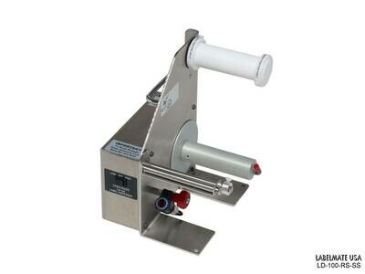 LD-100-RS-SS Label Dispenser (Stainless Steel)