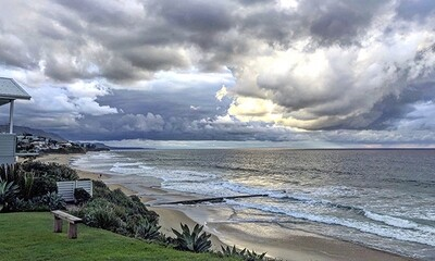 Photo Print - Resting Place Thirroul Beach 00021