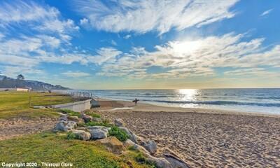 Photo Print - Thirroul Beach Southern End 00024